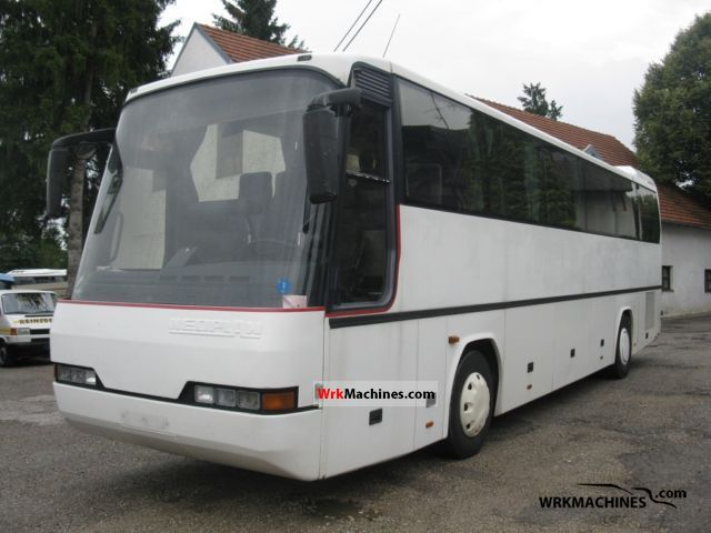 1996 NEOPLAN Transliner N 316 Coach Coaches photo