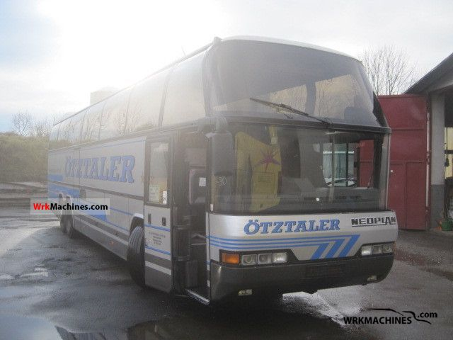 1998 NEOPLAN Cityliner N 116 Coach Coaches photo