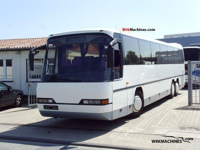 1998 NEOPLAN Transliner N 316 Coach Coaches photo