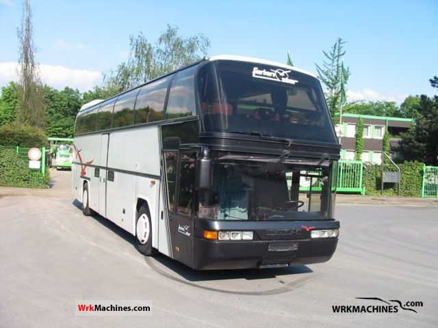 1996 NEOPLAN Spaceliner N 117 Coach Coaches photo