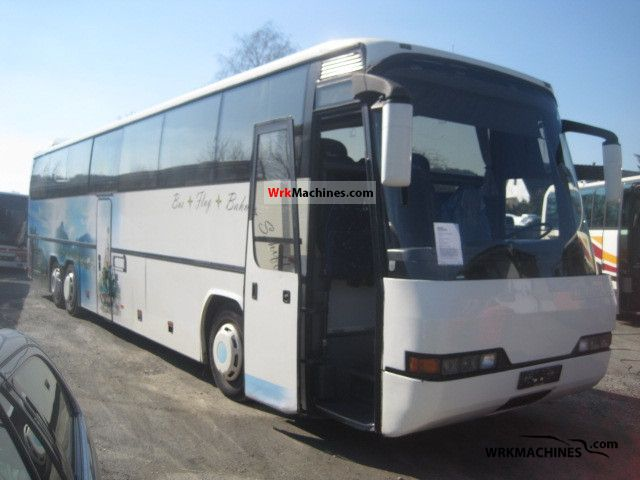 2000 NEOPLAN Transliner N 316 Coach Coaches photo