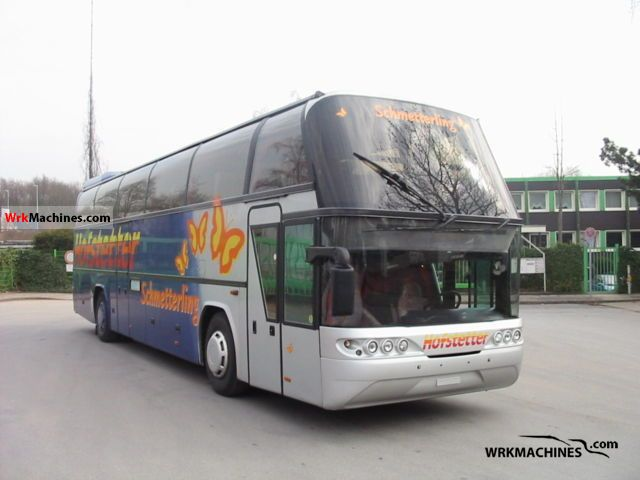 1995 NEOPLAN Spaceliner N 117 Coach Coaches photo