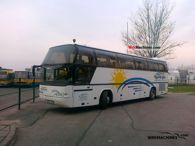 1995 NEOPLAN Cityliner 116 Coach Coaches photo