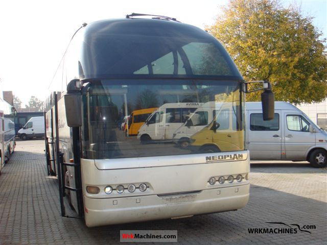 1998 NEOPLAN Starliner N 516//3 Coach Coaches photo