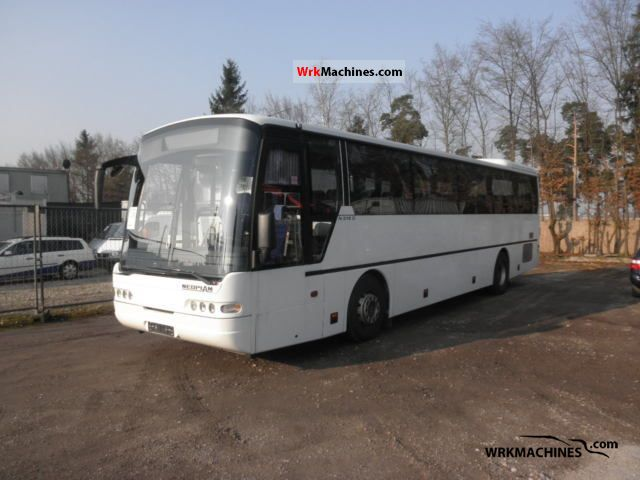 2001 NEOPLAN Transliner N 316 Coach Coaches photo