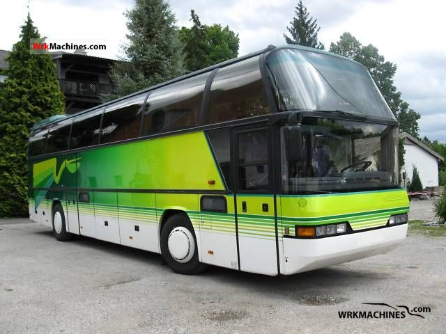 2000 NEOPLAN Cityliner N 116 Coach Coaches photo