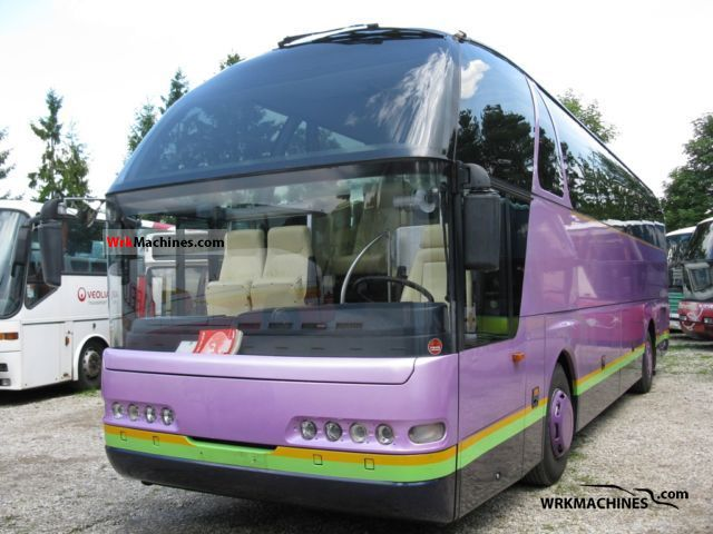 1998 NEOPLAN Starliner N 516 Coach Coaches photo