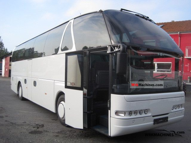 1999 NEOPLAN Starliner N 516 Coach Coaches photo