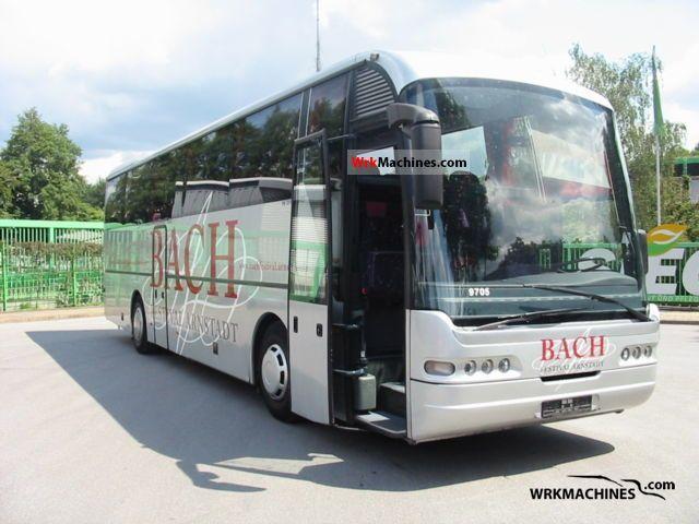 1999 NEOPLAN Euroliner 3316 Coach Coaches photo