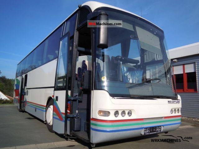 2003 NEOPLAN Euroliner 3316 Coach Coaches photo