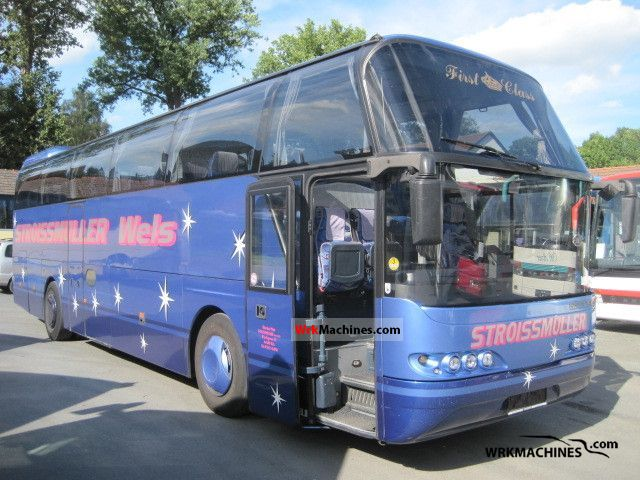 2002 NEOPLAN Cityliner 116 Coach Coaches photo