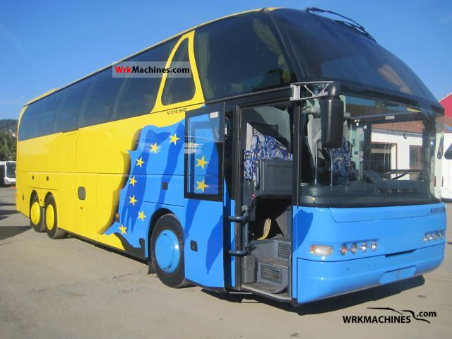 2001 NEOPLAN Starliner N 516//3 Coach Coaches photo