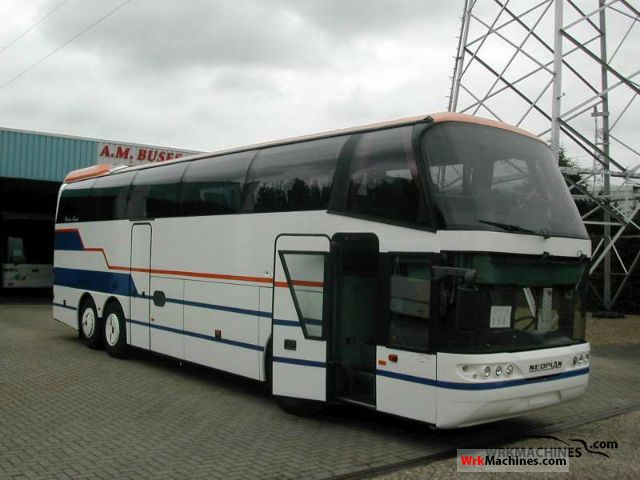 2003 NEOPLAN Spaceliner 117/3 Coach Coaches photo