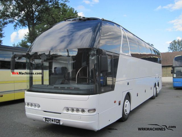 2004 NEOPLAN Starliner N 516//3 Coach Coaches photo