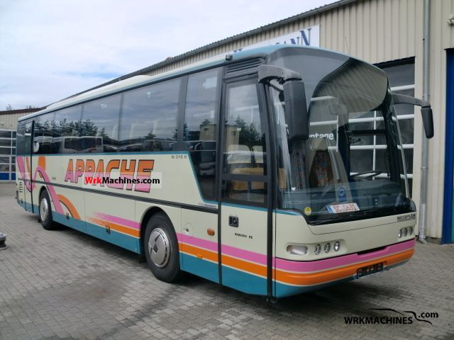 2005 NEOPLAN Euroliner 3316 Coach Coaches photo