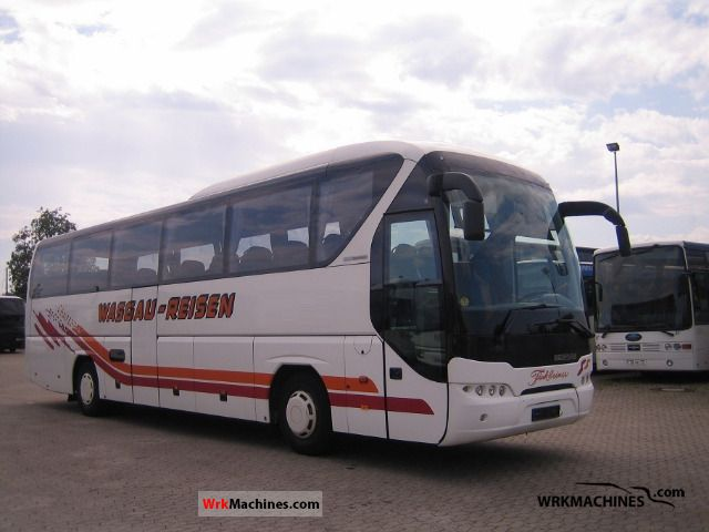 2004 NEOPLAN Tourliner N 2216 SHD Coach Coaches photo