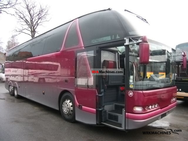2003 NEOPLAN Starliner N 516//3 Coach Coaches photo