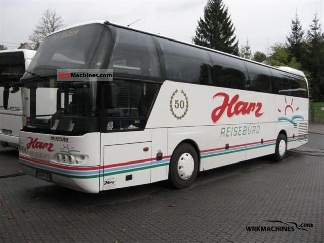 2004 NEOPLAN Cityliner N 116 Coach Coaches photo
