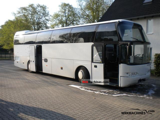 2006 NEOPLAN Cityliner N 116 Coach Coaches photo