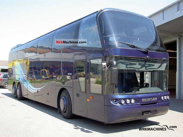 2005 NEOPLAN Spaceliner 117/3 Coach Coaches photo
