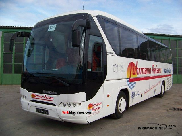 2007 NEOPLAN Tourliner N 2216 SHD Coach Coaches photo