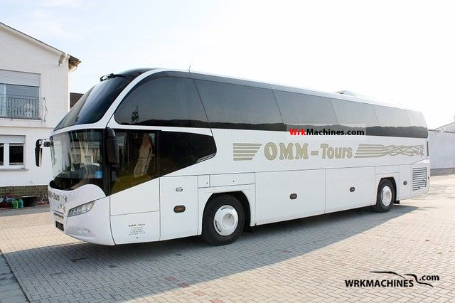 2008 NEOPLAN Cityliner N 1216 HDC Coach Coaches photo