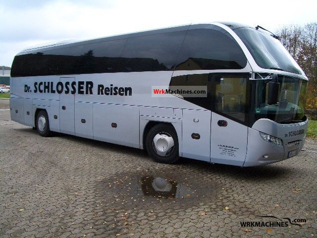 2008 NEOPLAN Cityliner N 1216 HD Coach Coaches photo