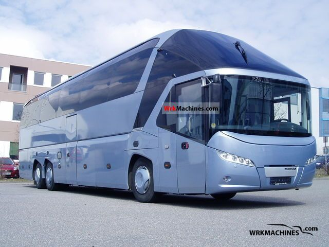 2005 NEOPLAN Starliner N 5218 SHD Coach Coaches photo