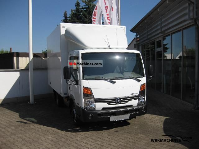 2011 NISSAN CABSTAR 35.13 Van or truck up to 7.5t Box photo