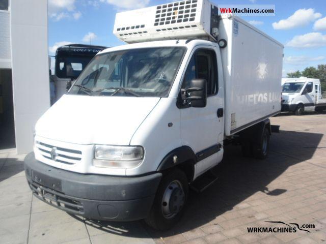 2000 RENAULT Mascott Mascott 130 Van or truck up to 7.5t Refrigerator body photo