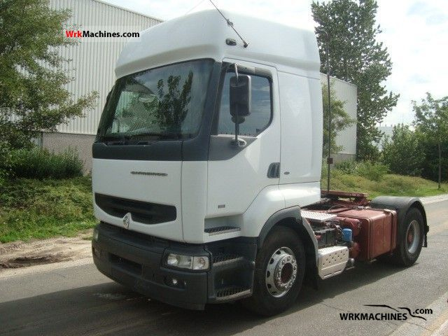 1997 RENAULT Kerax 385.18T Semi-trailer truck Standard tractor/trailer unit photo