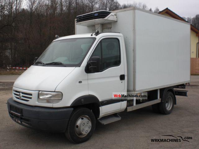 2003 RENAULT Mascott Mascott Van or truck up to 7.5t Refrigerator body photo