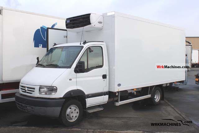 2004 RENAULT Mascott Mascott Van or truck up to 7.5t Refrigerator body photo