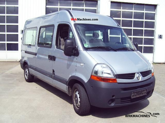 2009 RENAULT Mascott 120.35 Van or truck up to 7.5t Estate - minibus up to 9 seats photo