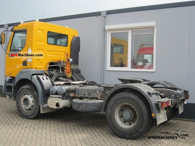 2002 RENAULT Kerax 420.18 Semi-trailer truck Standard tractor/trailer unit photo