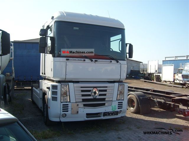 2006 RENAULT Magnum 480.18 Truck over 7.5t Other trucks over 7,5t photo