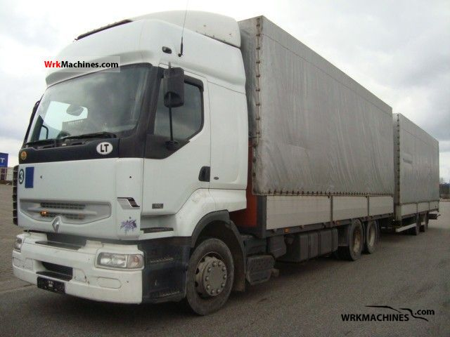2004 RENAULT Kerax 420.26 Truck over 7.5t Jumbo Truck photo