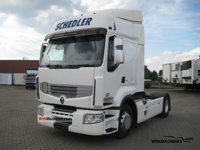 2006 RENAULT Kerax 450.18 Semi-trailer truck Standard tractor/trailer unit photo