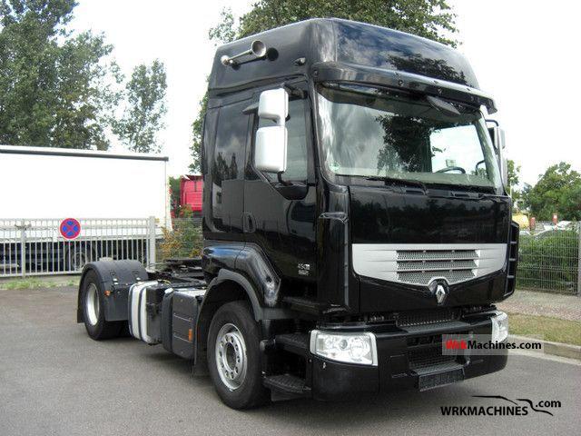 2008 RENAULT Kerax 450.18 Semi-trailer truck Standard tractor/trailer unit photo