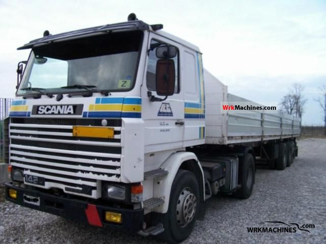1986 SCANIA 2 - series 142 Truck over 7.5t Other trucks over 7,5t photo