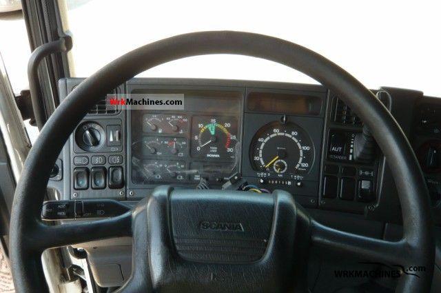 SCANIA 4 - series 124 L/400 1998 Standard tractor/trailer unit
