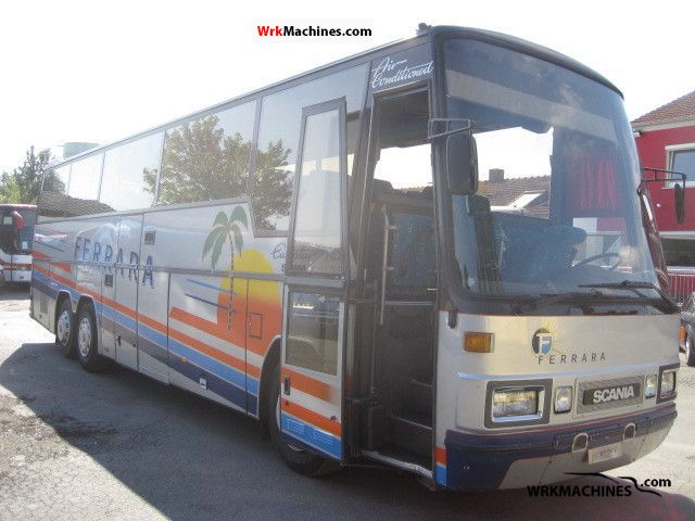 1991 SCANIA 3 - series bus K 113 Coach Coaches photo