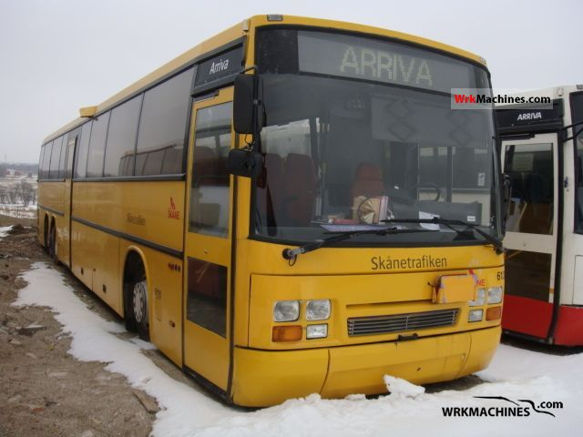 1996 SCANIA 3 - series bus 113 Coach Cross country bus photo