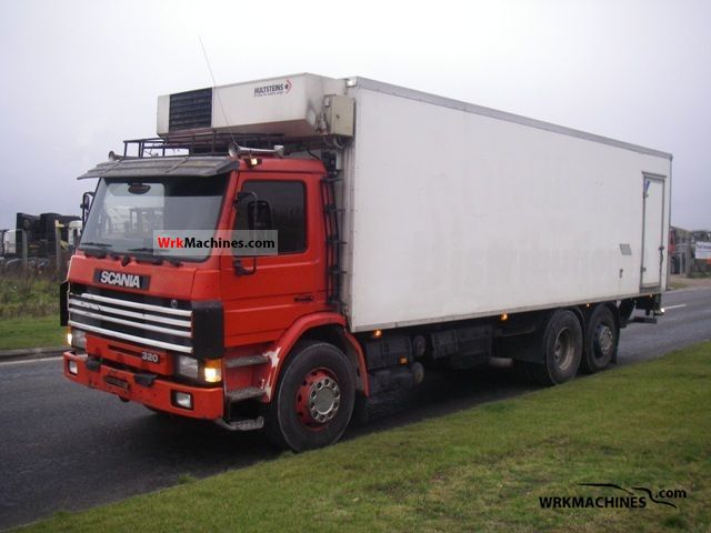 1995 SCANIA 3 - series bus 113 Truck over 7.5t Box photo