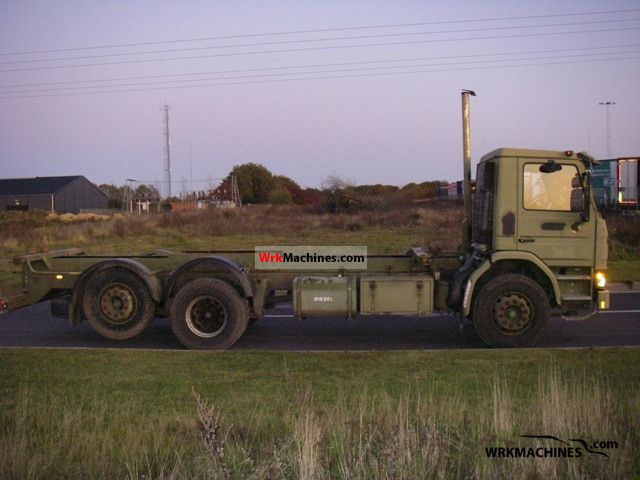 1991 SCANIA 3 - series bus 113 Truck over 7.5t Swap chassis photo