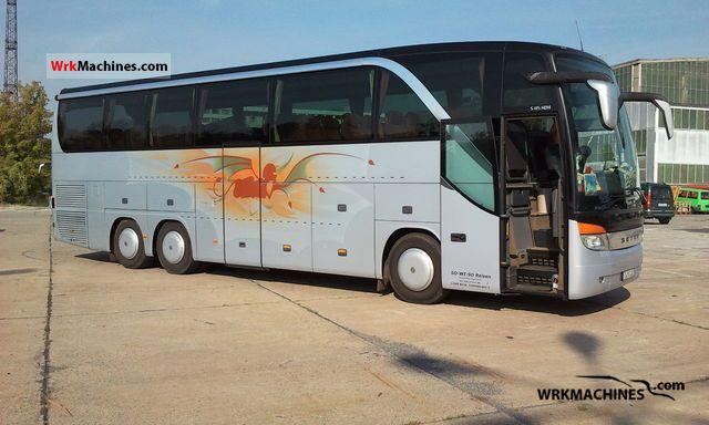 2003 SETRA ComfortClass 400 415 Coach Coaches photo