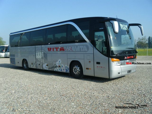 2005 SETRA ComfortClass 400 415 Coach Coaches photo