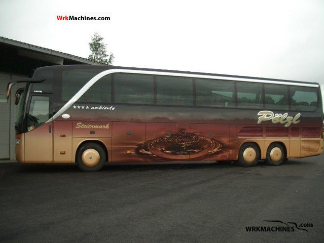 2004 SETRA ComfortClass 400 416 Coach Coaches photo