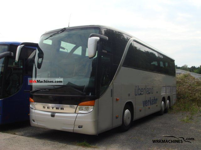 2007 SETRA ComfortClass 400 415 Coach Coaches photo