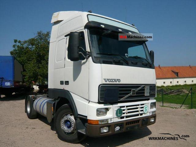 volvo fh 12 fh 12/420 1995 standard tractor/trailer unit ... 1995 volvo tractor truck wiring #15